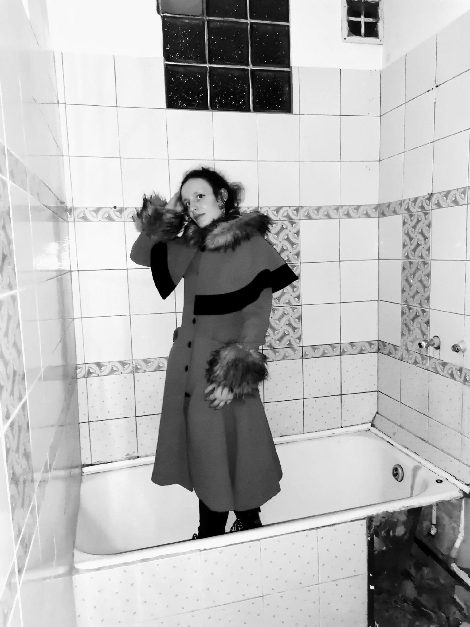 Квартира, выселенная по программе реновации. В ванной. Фото: SkvorVitalya