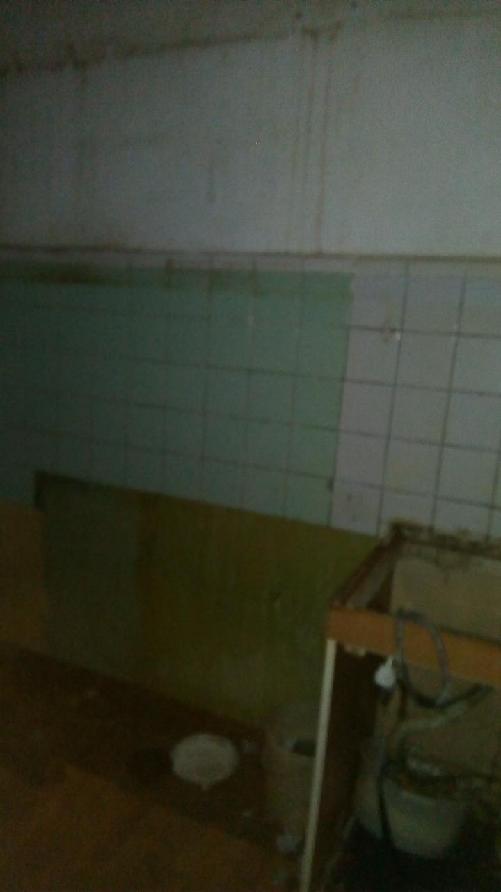 Квартира, выселенная по программе реновации. В кухне. Фото: SoLutova