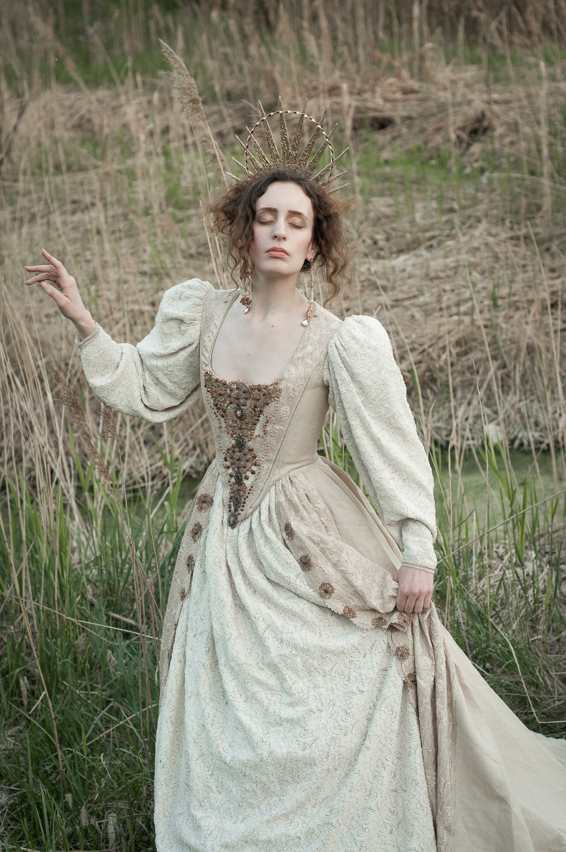 Ph/Muah/Idea: © Мила Рогова (Milanxoli Art)Платье: Katrin's Vintage. Model: SoLutova