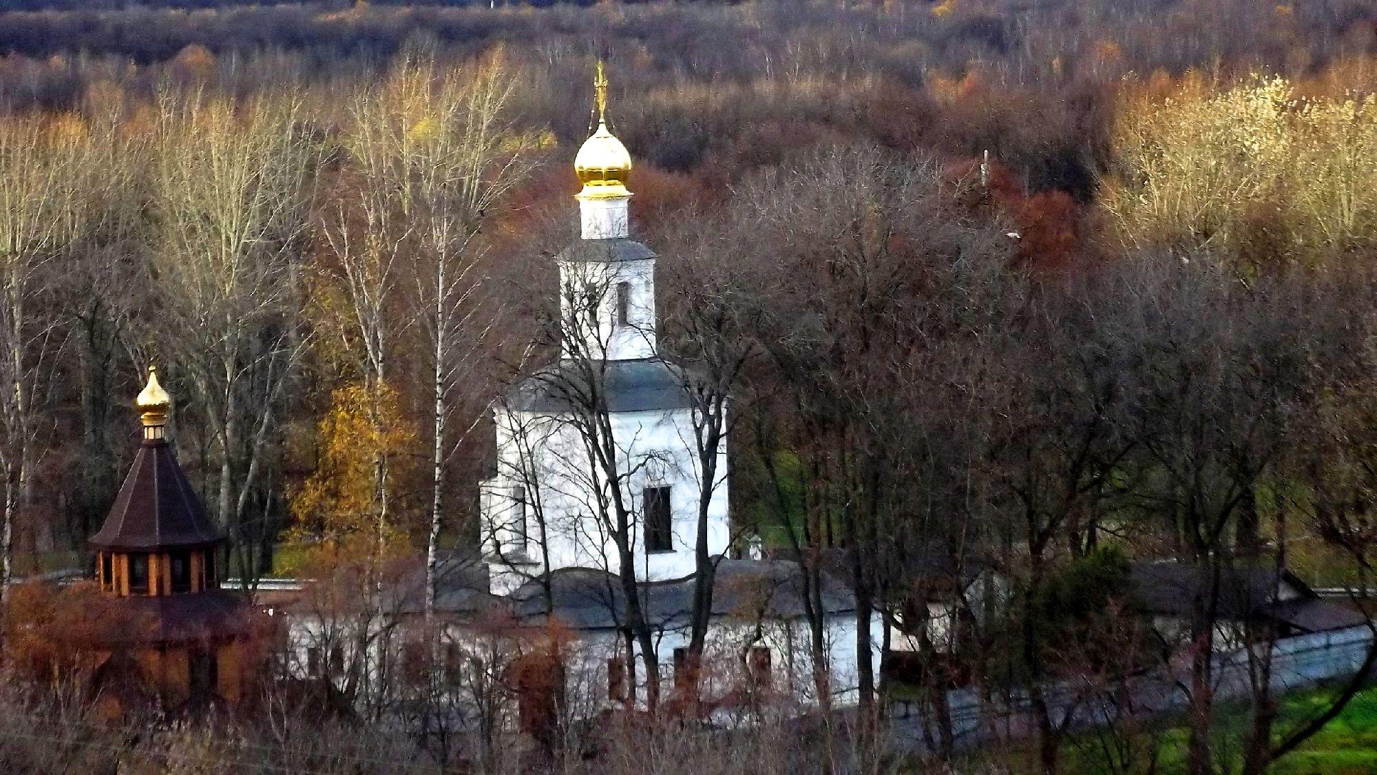 Церковь Спаса Нерукотворного (1700-е годы постройки). Фото: © SoLutova