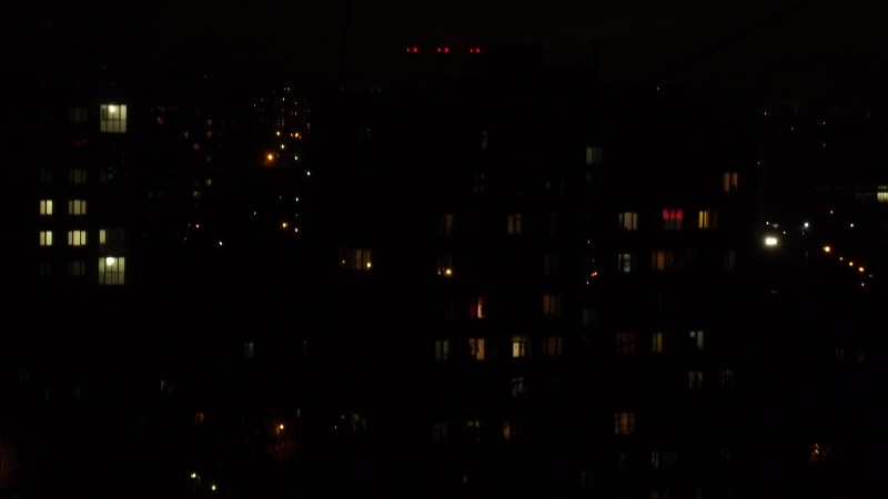 Night Moscow life.  На фото не Орликов переулок. Photo by Solomeya Lutova