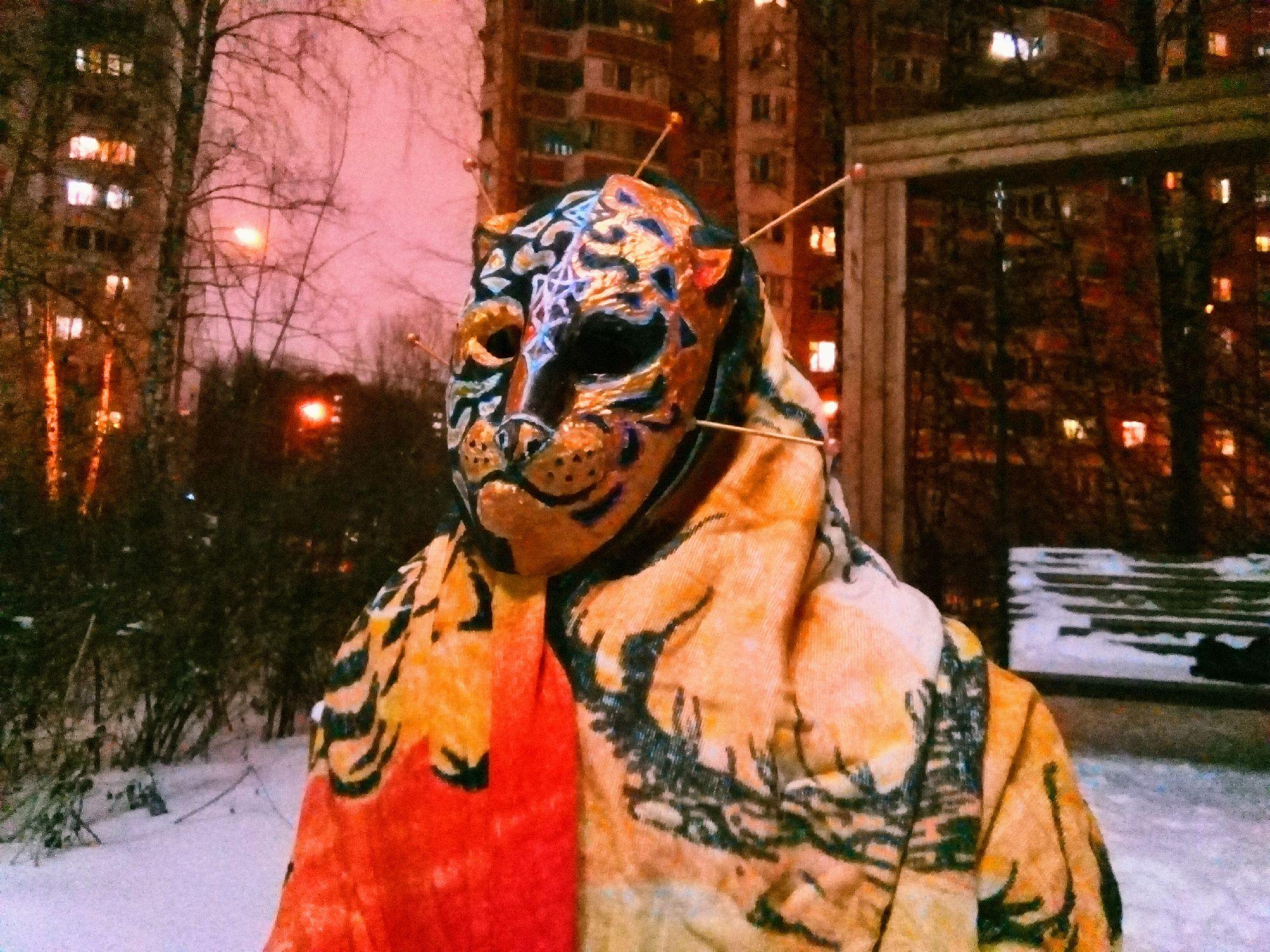 Lycanthropia Tigerwoman. Фото: ©SoLutova