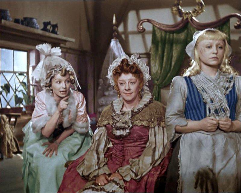 "Кадр из фильма ""Золушка"", 1947"