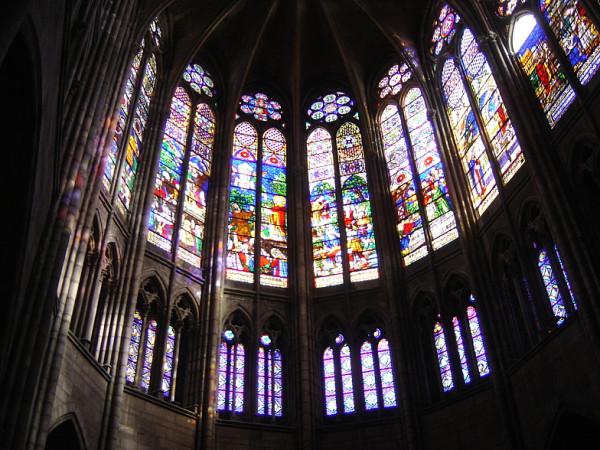Базилика в Сен Дени