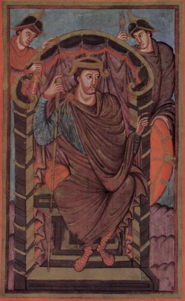 Евангели Лотаря Турская шк