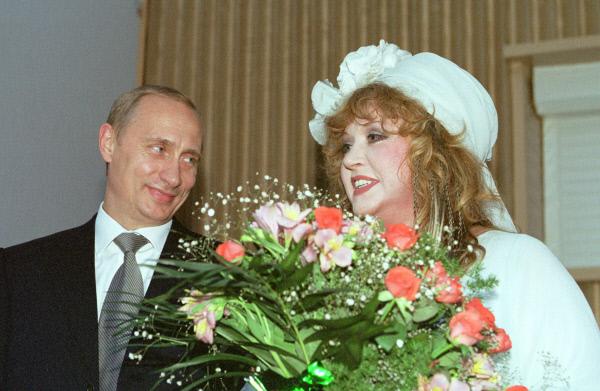 Поздравление путина с днем рождения киркорова