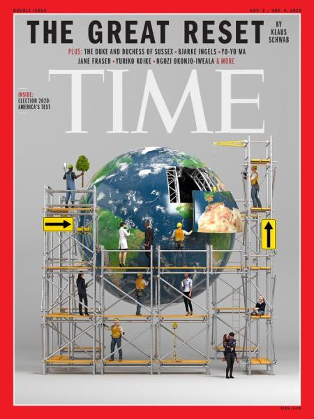 🔴 Великая перезагрузка. Четвертая промышленная революция. Куда нас всех ведут 🔴