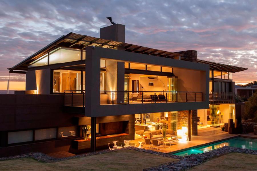 Необычные дизайны домов фото