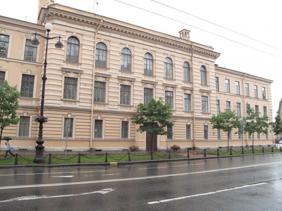 Аптекарский пер., 4