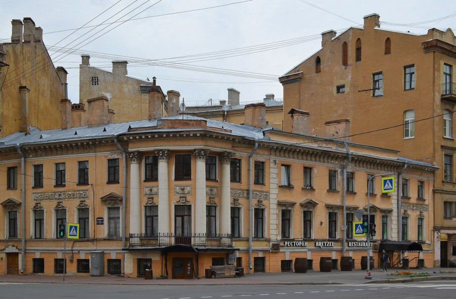 Чайковского ул., 4