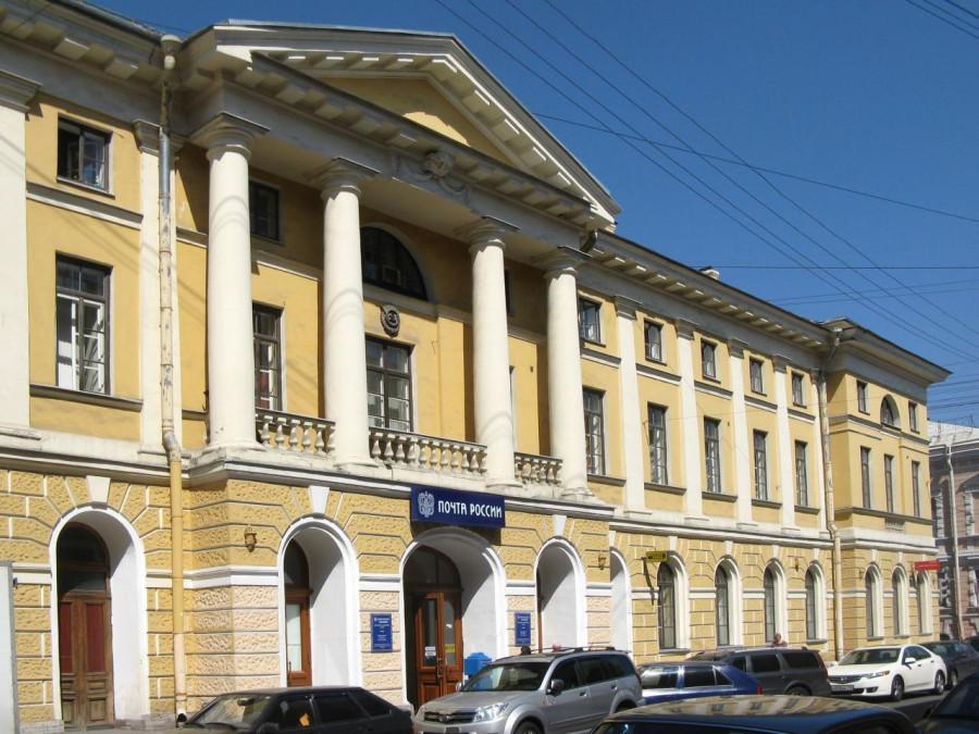Почтамтский пер., 2 Якубовича ул., 10