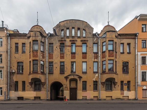 Басков пер., 5
