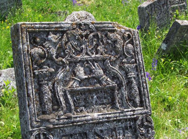 """""""Здесь, как в кино о рыцарях: львы, единороги, грифоны"""", - местные школьники убрали заброшенное еврейское кладбище в Сатанове - Цензор.НЕТ 5820"""