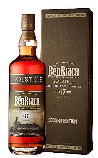 BenRiach 17 yo Solstice
