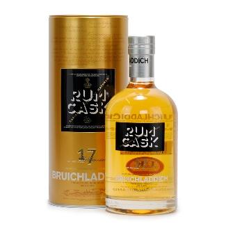Bruichladdich 17 YO Rum Cask