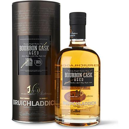 Bruichladdich 16 YO Bourbon Cask