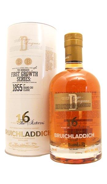 Bruichladdich 16 YO First Growth Cuvee D
