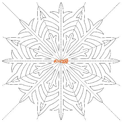 snow-flake7