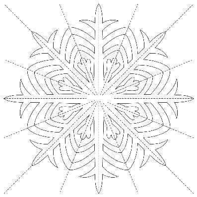snow-flake8