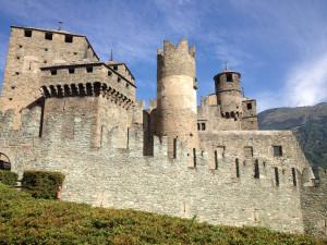 Один из множества замков