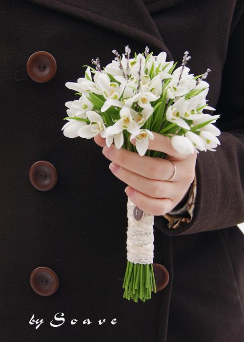 фея цветов)) букеты с подснежниками фото этой статье