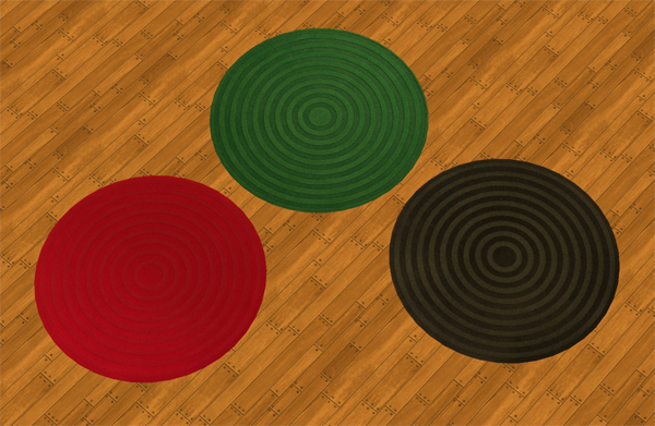 Orange Circle Rug Ikea Rugs Ideas