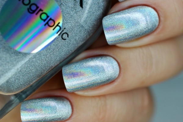 NailLook Holographic