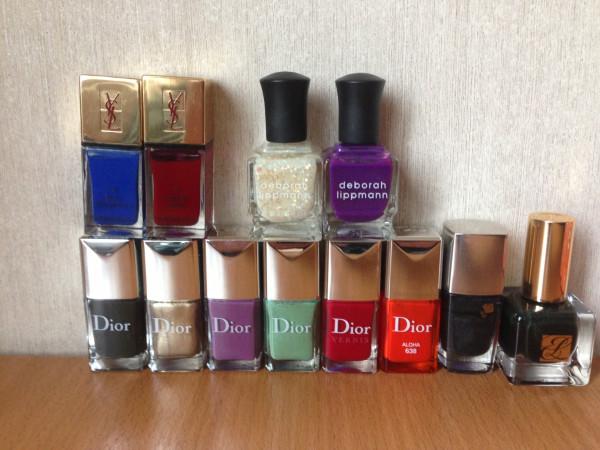 продам в Москве лаки Chanel, Dior, Deborah lippmann, OPI, American Apparel, люкс и масс image-2