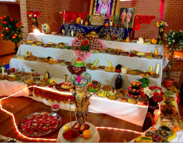 Diwali Feast