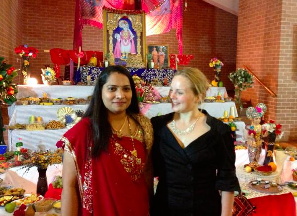 Diwali Pretty and Sofiya