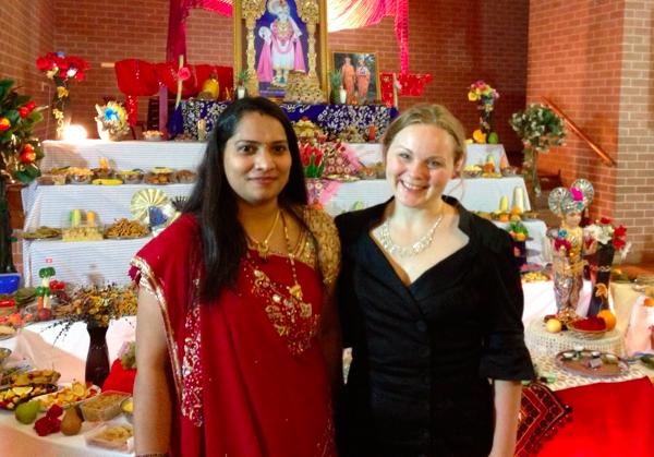 Diwali Sofiya and Pretty