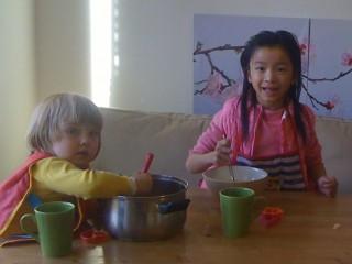 Диана и Юна 2010