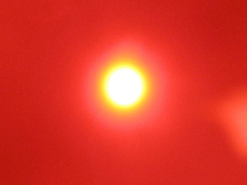 просто солнце