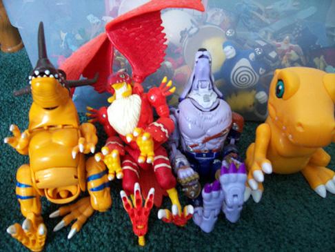 Digimon Transforming Toys Toys For Prefer