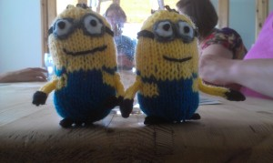 Minions 4 and 5