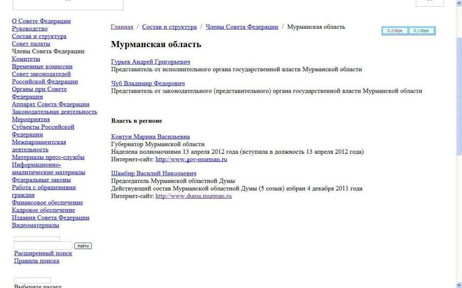 Представители МО_1