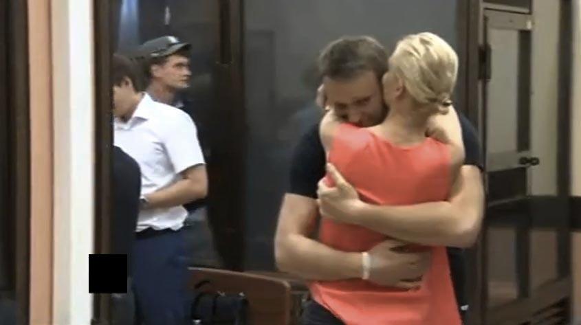 Навальный_встреча