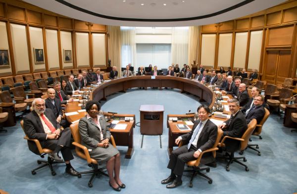 исполнительный совет МВФ