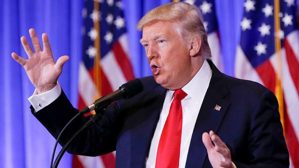 Первая пресс-конференция Трампа 11 января 2017 (текст и видео на русском языке)