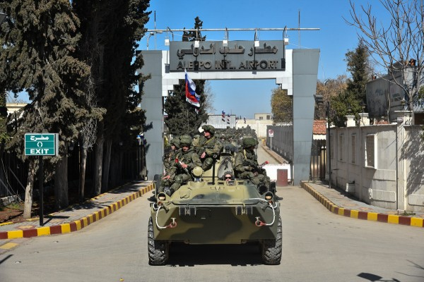 В рейтинге армий Сирия сместила США