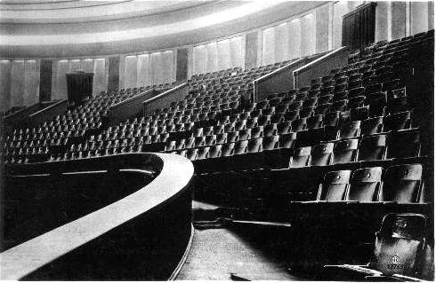 Театр им. Максима Горького. Бель-этаж
