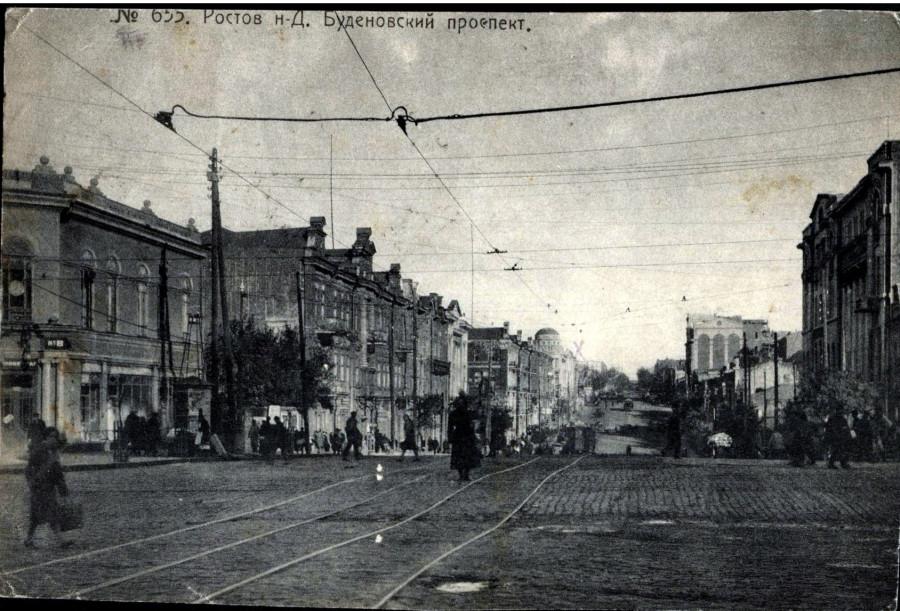 Буденновский проспект №655