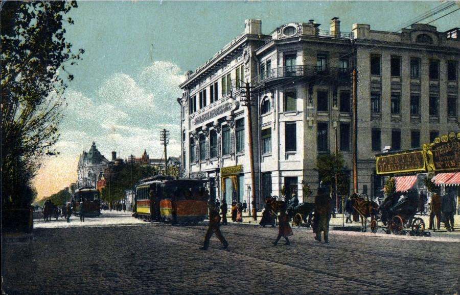Б. Садовая ул., д. Волжско-Камского Банка. ARM №242618