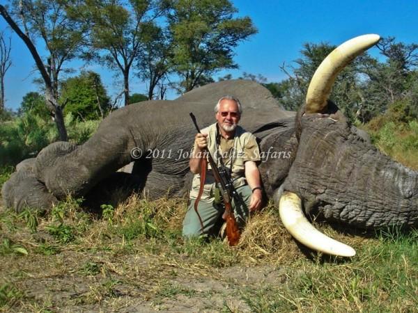 Гусев убил слона