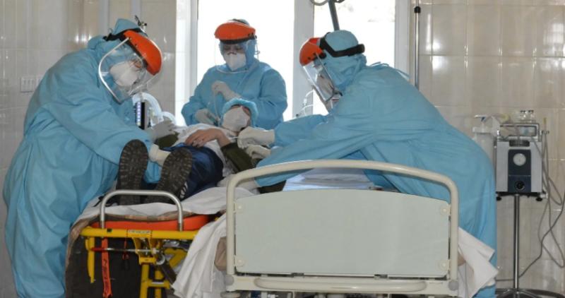 украинская больница