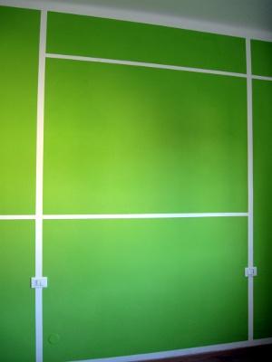 CASA MIA CASA MIA: la parete della cucina