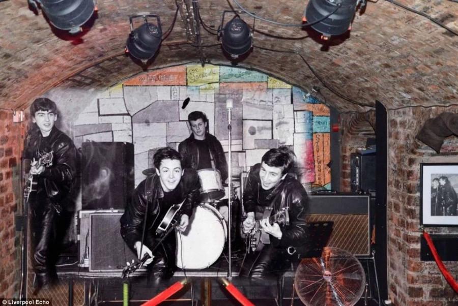 Все культовые рок клубы Англии.