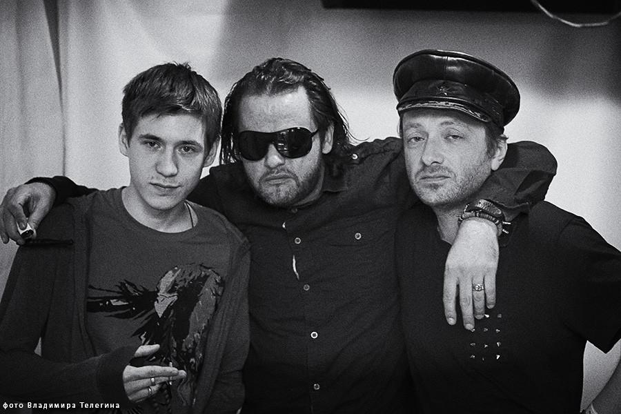 Русский рок нулевых.