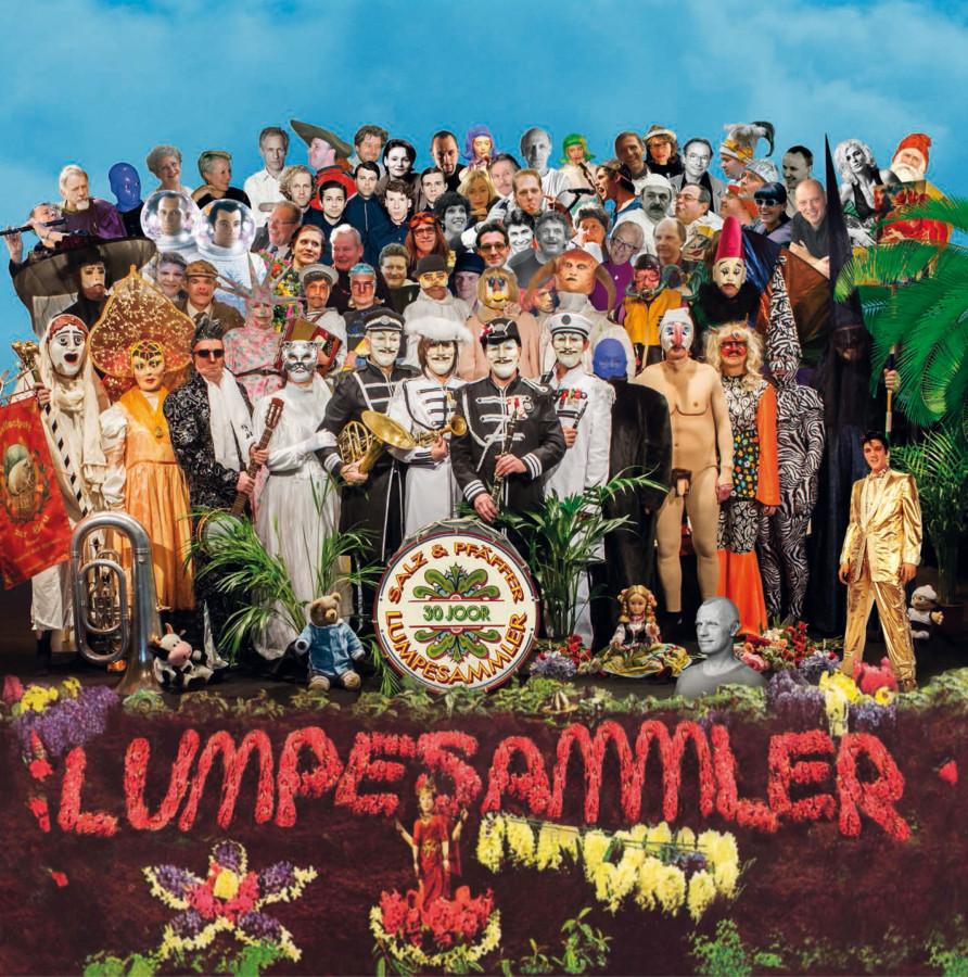 Самая известная обложка пластинки в мире.