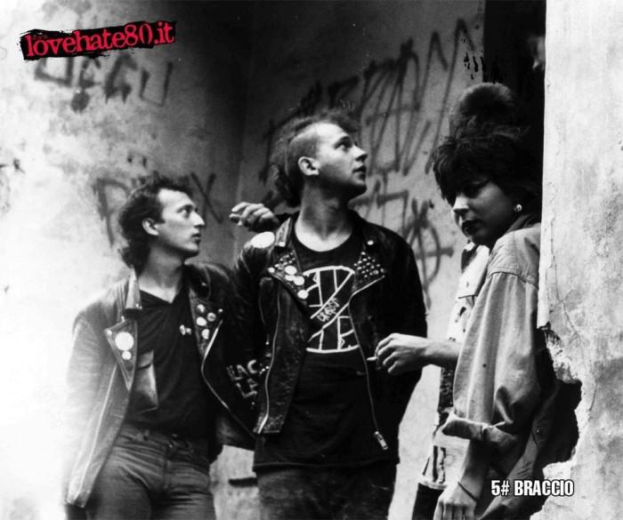 60 оттенков панк рока.